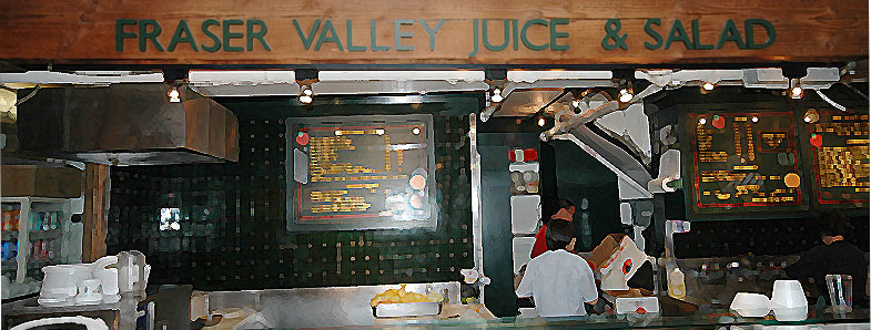 Fraer Valley Juice & Salad